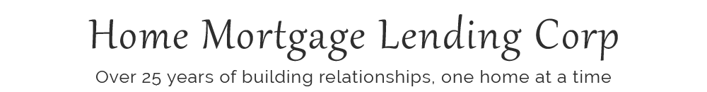 Home Mortgage Lending Corp